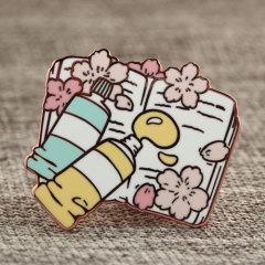 Art Book Lapel Pins