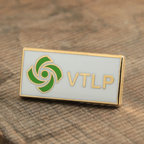 Custom VTLP Enamel Pins