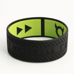 Mothball Custom Made Wristbands