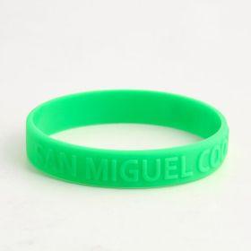 San Miguel Cooperativa Wristbands