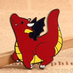 Baby Dragon Custom Pins