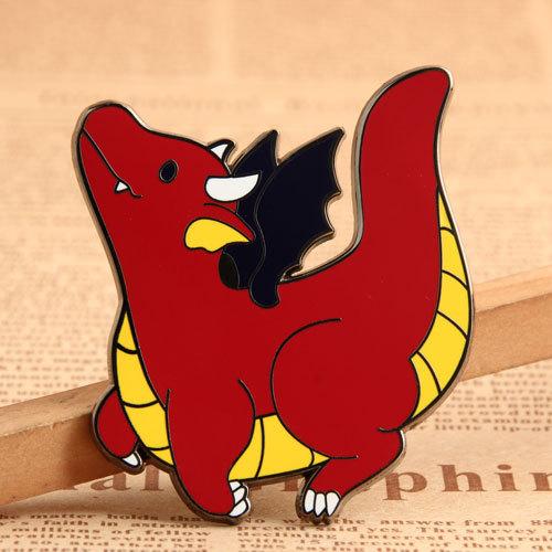 Baby Dragon Custom Pins