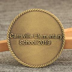 Carrsville Elementary School Challenge Coins