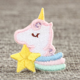 The Unicorns Custom Embroidered Patches