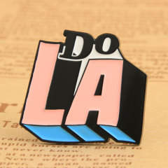 Do LA Custom Pins