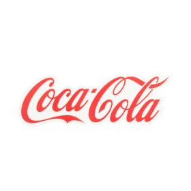 Coca Cola Custom Stickers