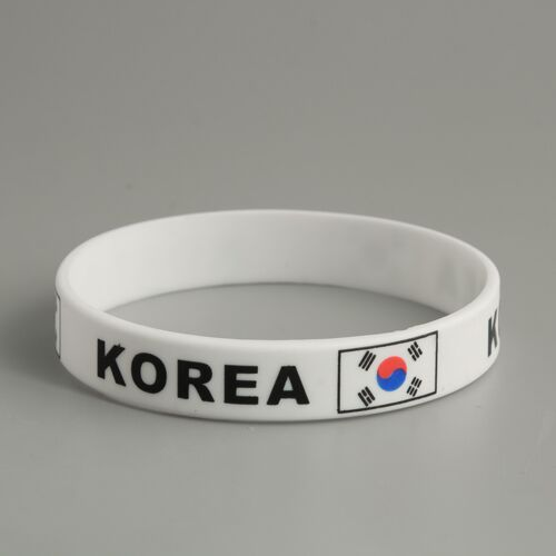 Korea Printed Wristbands Cheap