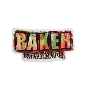 Baker Skateboards Custom Stickers