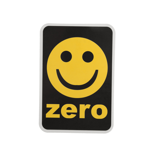 Zero Custom Stickers