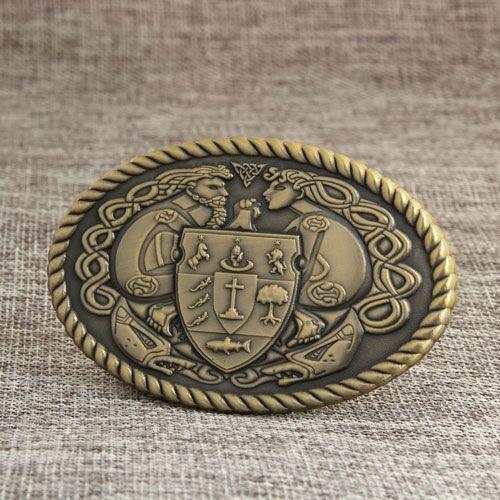 Antique Belt Buckles