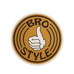 Bro Style Custom Stickers