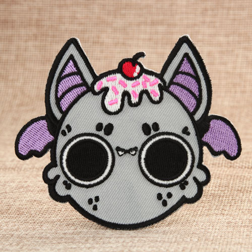 Cartoon Avatar Embroidered Patches