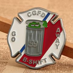 CGFD Cartoon Coins