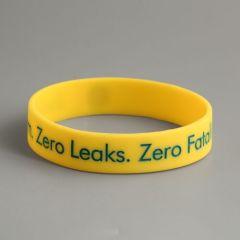 Zero Leaks, Fatalities Wristbands