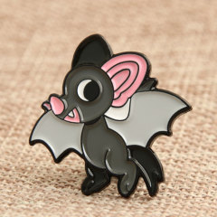 Bat Custom Enamel Pins