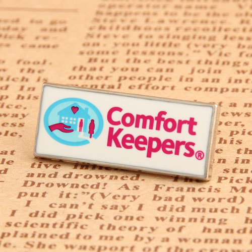 Comfort keepers Custom Made Pins