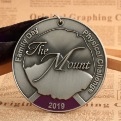 The Mount Cheap Medals