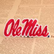 Ole Miss Custom Patches No Minimum