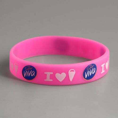 Super Viva Printed Wristbands Cheap