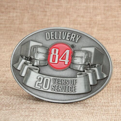 Delivery Belt Buckles