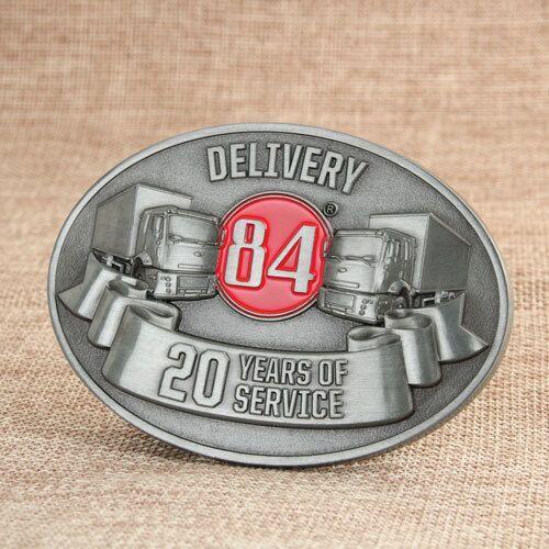 Delivery Belt Buckles