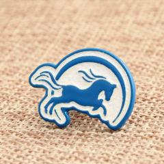 Running Horse Pins
