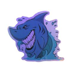 Shark Laser Stickers