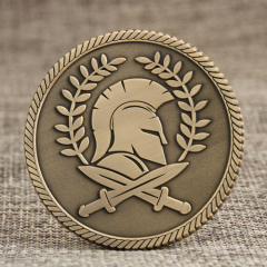 Knight Custom Made Challenge Coins