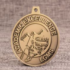 LGMS Academic Award Medals