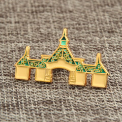 k-Indian Palace Custom Pins