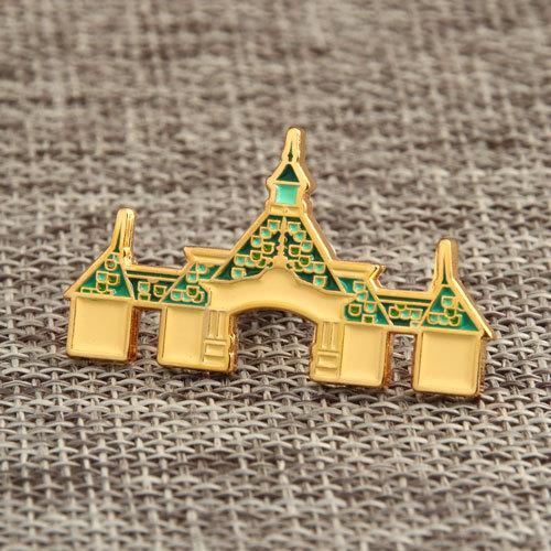 k-Indian Palace Custom Pins