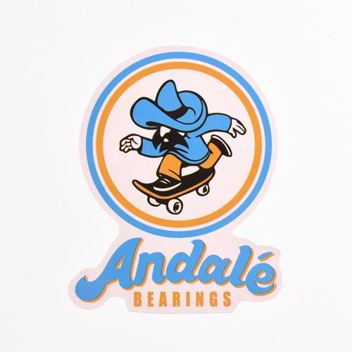 Andale Bearings Custom Stickers