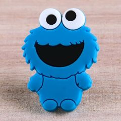 Cookie Monster PVC Patches