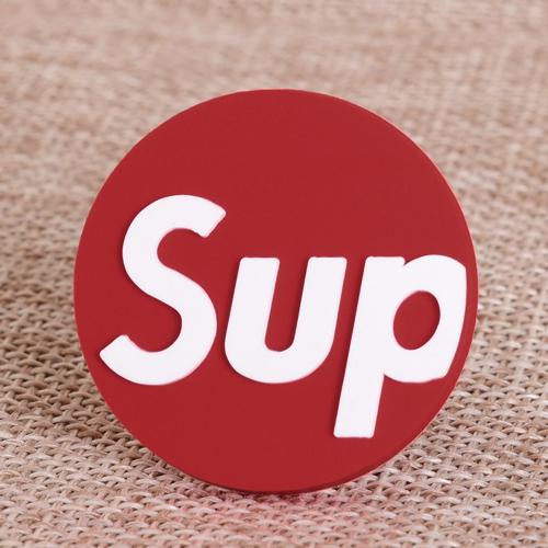 Supreme PVC Patches