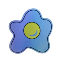 Flower Laser Stickers
