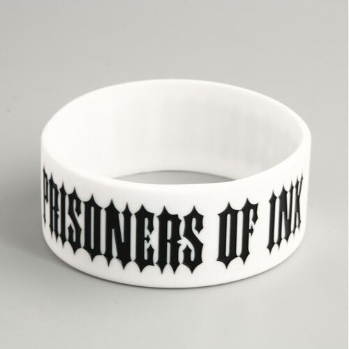 Prisoners Of Ink Simply Wristbands