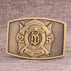 YD Firefighter Belt Buckles