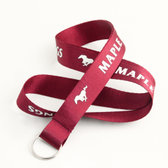Maple Heights Mustangs Lanyards