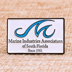 Marine Industries Association Custom Pins