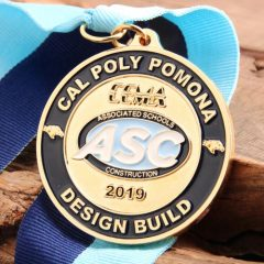 Cal Poly Pomona Custom Award Medals