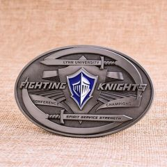 Fighting Knights Belt Buckles