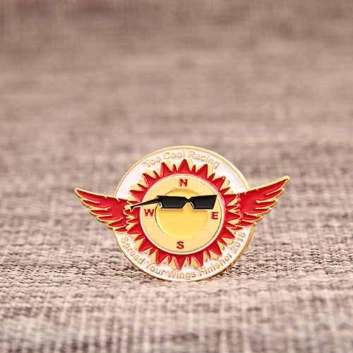 Too Cool Racing Custom Pins
