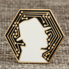 Detective Custom Lapel Pins