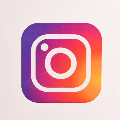 Instagram Logo Die Cut Stickers