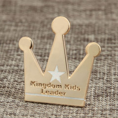 Kids Leader Custom Lapel Pins