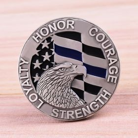 Eagle Challenge Coins for Sale