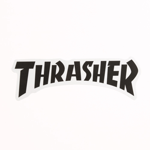 Thrasher Custom Stickers