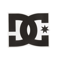 DC Shoes Logo Die Cut Stickers