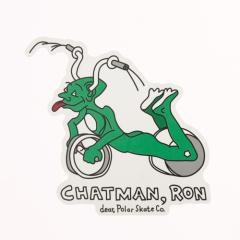 Polar Ron Chatman Stickers