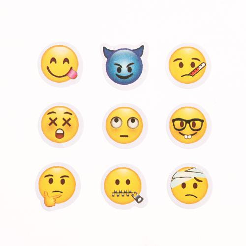 Emoji Sticker Sheet